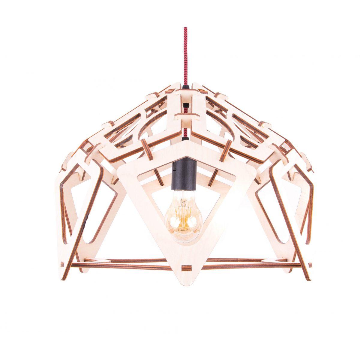 lampa ażurowa