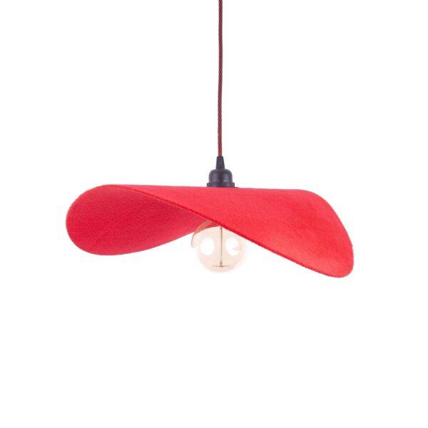 lampa filcowa