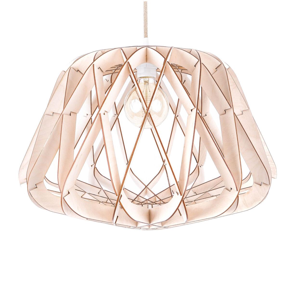 lampa geometryczna