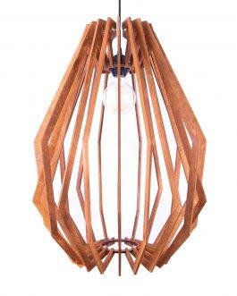 Nowoczesna lampa do salonu SKANDYNAWSKA LED