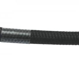 Kabel w oplocie – CZARNY 2×0,75mM