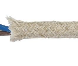 Kabel w oplocie jutowym – 2×0,75mm