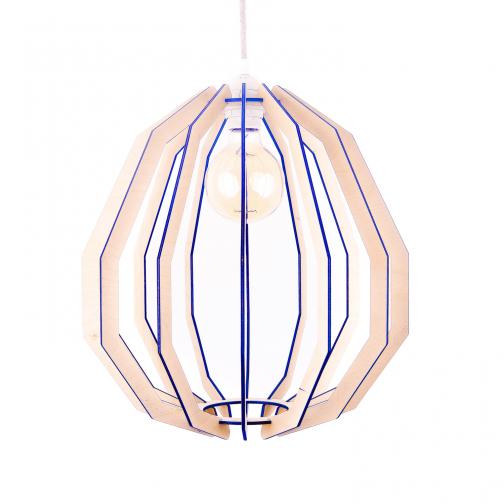 żyrandol w stylu skandynawskim