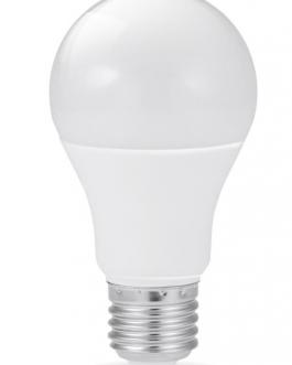 Energooszczędna żarówka LED 7W E27- barwa ciepła 3000K