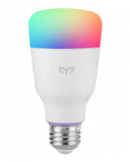 Inteligentna żarówka XIAOMI RGB LED Smart WIFI