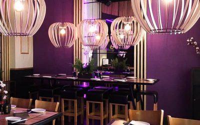 lampa do restauracji